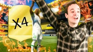 Download 4 WALK OUTS IN A ROW!! WTF!! - FIFA 17 PACK OPENING Video