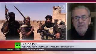 Download 'If you make a mistake, you get killed' - First Western journalist granted access to ISIS Video