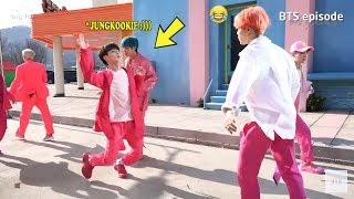 Download BTS JUNGKOOK makes his hyungs laugh! :))) Video