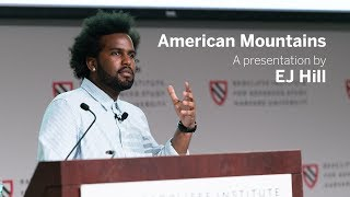 Download American Mountains | EJ Hill || Radcliffe Institute Video