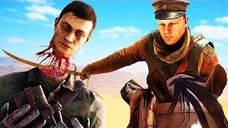 Download Battlefield 1 - EPIC & FUNNY MOMENTS! (BF1 Fails, Random Moments & Glitches Compilation) #3 Video