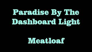 Download Paradise By The Dashboard Light Meatloaf Video