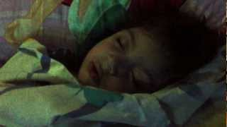 Download Madison Snoring Away After a Long Day Video