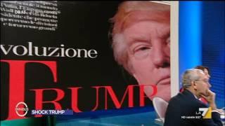 Download Omnibus - Shock Trump (Puntata 10/11/2016) Video