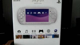 Download PSP-3000 Pearl White unboxing (Canada) Video