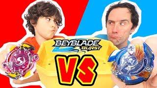 Download BEYBLADE BURST HASBRO - COMBAT VALTRYEK V2 vs SPRYZEN S2 : Quel sera le gagnant ? - Démo Jouets Video