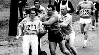 Download Meet the first woman to run the Boston Marathon Video