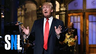 Download Donald Trump Monologue - SNL Video