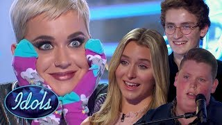 Download MIND BLOWN! AMAZING 18 And UNDER Auditions On American Idol 2018! Harper Grace, Noah Davis & More Video