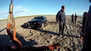 Download 08 Mustang damaged by good samaritan doing Improper Hook up Video