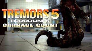 Download Tremors 5: Bloodlines (2015) Carnage Count Video