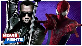 Download Best Comic Book Origin Movie Before Black Panther? MOVIE FIGHTS (DJ vs MARKEIA) Video