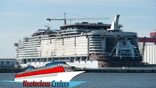 Download Harmony of the Seas : Full construction time-lapse by STX France Video