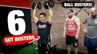 """Download 6 """"Gut Busting"""" Ab Exercises (NO CRUNCHES!) Video"""