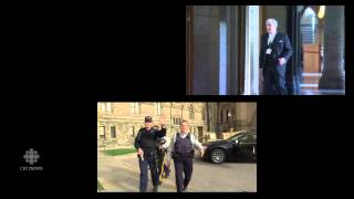 Download RAW: Parliament Hill shooting: 3 cameras, 3 videos Video