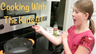 Download Cooking With The Kids Vlog!! Video