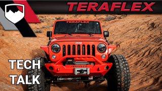 Download TeraFlex Tech: Open vs Locked Differentials Video