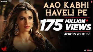 Download Aao Kabhi Haveli Pe Video | STREE | Kriti Sanon | Badshah, Nikhita Gandhi, Sachin - Jigar Video