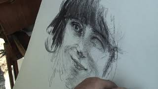 Download Portrait Techniques and styles from the Place du tertre Video