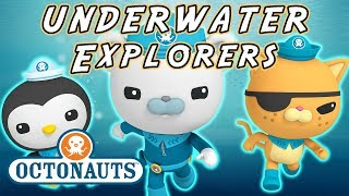 Download Octonauts - Underwater Explorers | Cartoons for Kids | Underwater Sea Education Video