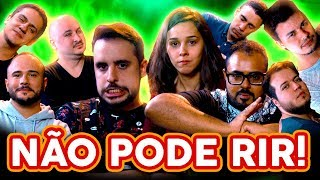 Download NÃO PODE RIR! com Thati Lopes, Johnny Drummond, Felipe Absalão, Kwesny e Isaú Júnior Video