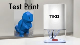 Download The TIKO Desktop 3D Printer: Unboxing & Review Video