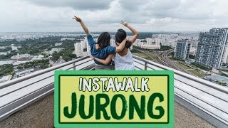 Download Exploring Jurong And A Sneak Peek Into Its Future - #InstaWalk With MND Singapore Video