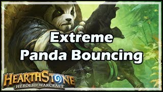 Download [Hearthstone] Extreme Panda Bouncing Video