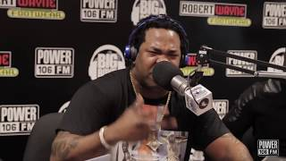 Download Busta Rhymes Raps LIVE In Big Boy's Neighborhood Video