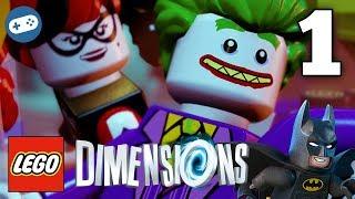 Download The Lego Batman Movie Story Pack Walkthrough Part 1 - LEGO Dimensions Video