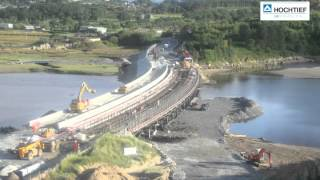 Download Time-Lapse Example - Snowdonia Viaduct Replacement Video