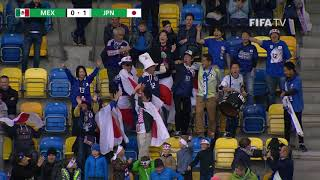 Download MATCH HIGHLIGHTS - Mexico v Japan - FIFA U-20 World Cup Poland 2019 Video