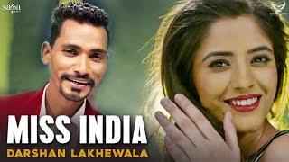 Download Darshan Lakhewala : Kudi Miss India | New Punjabi Songs 2017 | Full Audio | SagaMusic Video