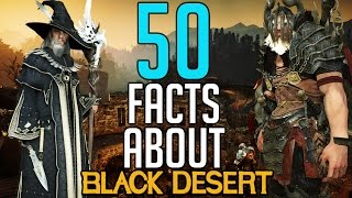 Download Black Desert Online: 50 Facts About BDO Video