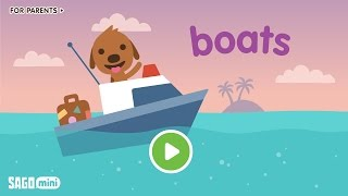 Download Sago Mini Boats Education Action Adventure Android İos Free Game GAMEPLAY VİDEO Video