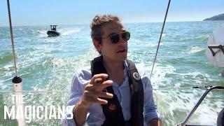 Download THE MAGICIANS   Season 3: Behind the Scenes Sneak Peek   SYFY Video
