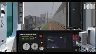 Download BVE5 EV-E801系 東北本線 仙台~長町 Video
