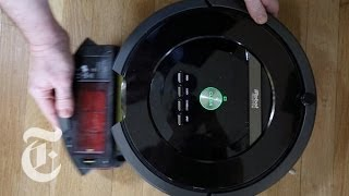 Download Roomba 880 Review   State of the Art   The New York Times Video