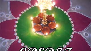 Download Diwali Special - Freehand Rangoli Design (NEW) Video