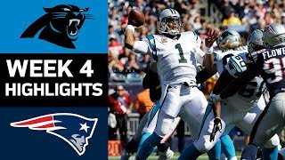 Download Panthers vs. Patriots | NFL Week 4 Game Highlights Video