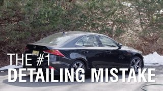 Download The #1 Car Detailing Mistake | Autoblog Details Video