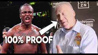 Download 100% PROOF KSI WON Against Logan Paul (The Referee CONFIRMS IT!!) Video