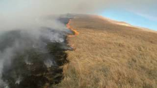 Download Tanker 342 Mutual ad grass fire by Marquette Kansas Video