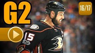 Download Edmonton Oilers vs Anaheim Ducks. 2017 NHL Playoffs. Round 2. Game 2. April 28th, 2017. (HD) Video