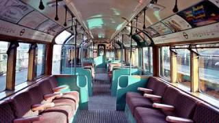 Download Inside The 1938 Tube Stock Train Video