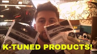 Download K-TUNED PRODUCTS! Video