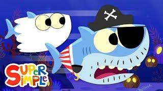 Download Baby Shark Halloween | Kids Songs | Super Simple Songs Video