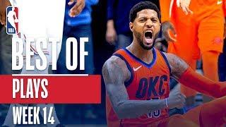 Download NBA's Best Plays | Week 14 Video