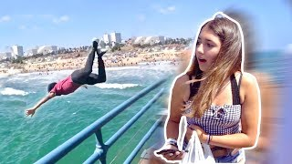 Download I Jumped off the Pier for Her Number (ALMOST ARRESTED) re-uploaded Video