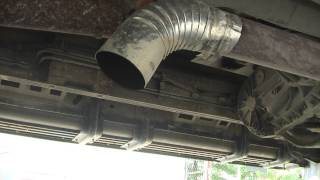 Download Straight Piped 7.3 Diesel Ford Excursion Powerstroke LOUD!!! Video